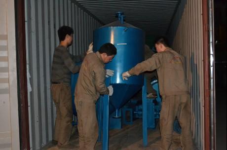 我们郑州企鹅发货服务图片